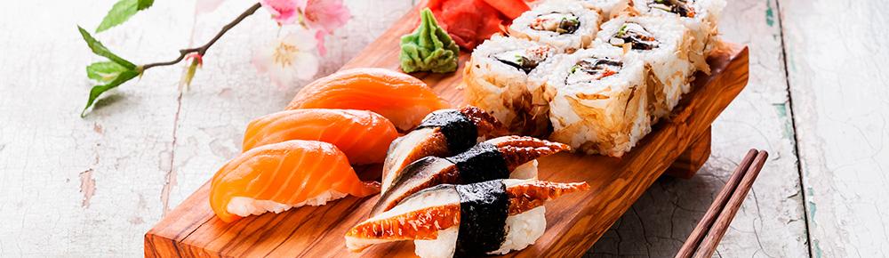 Best Sushi in Dubai