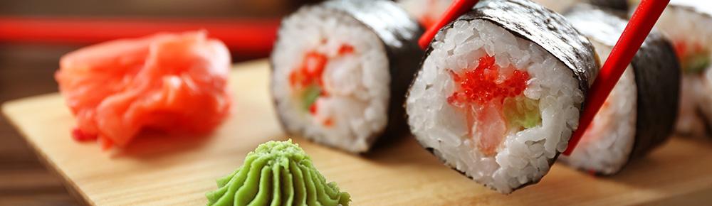 Best Sushi in UAE
