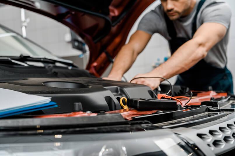 Maintaining a Car Battery
